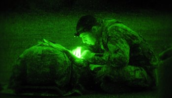 Passing Special Forces Assessment and Selection: Plotting and Planning Your Route in Land Navigation