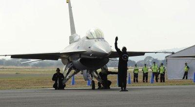 US Air Forces Participate in Aero India 2017 Air Show