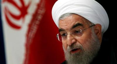 Iran's Rouhani says Syrian peace talks to continue in Kazakhstan