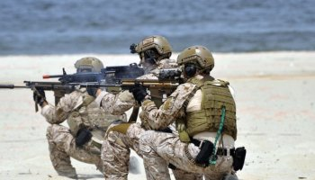 "Drug Use Among Navy SEALs A ""Staggering"" Problem"