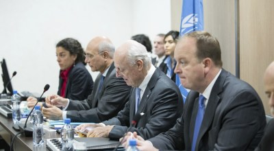 Syrian peace talks flounder as participants ask: Where is America?