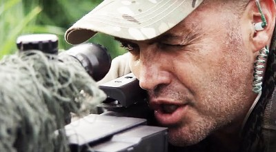 Sniper: Billy Zane is an under-utilized national asset