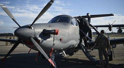 U.S. Air Force Spec Ops U-28 aircraft crashes – No survivors