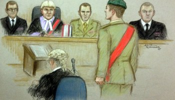 A look at the law switch, Big Phil's take on the madness of soldiers being tried in civilian courts