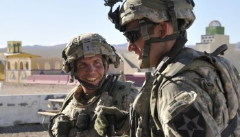 What to do when your platoon sergeant commits war crimes, and other things they don't teach you at the Infantry Officer Course. Part I: Bobby and me