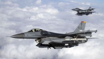 Air Force F-16 SEAD Mission. Do You Know What it is? Wild Weasel!