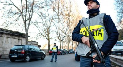 Italian police raid suspected terror cell in Venice
