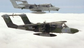 With aging jets and a shortage of pilots, the Air Force weighs buying throwback 'light-attack' planes