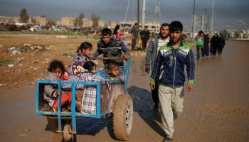 ISIS snipers targeting women, children attempting to flee Mosul fighting