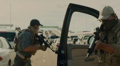 Hollywood Clichés: The mandatory operator kafiya
