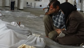 Russia, Syria blame rebels for chemical attacks in their own territory, the latest is no exception