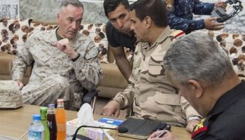 Chairman of the Joint Chiefs of Staff on Mosul and the changing face of the fight against ISIS
