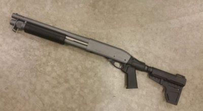 Brace Assisted Short Barrel Firearms