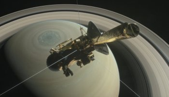 NASA plans to destroy the $3.26 billion Cassini Spacecraft to protect what may be alien life