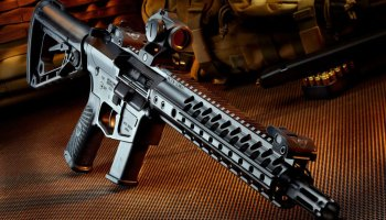Wilson Combat AR9 Carbine: First Look