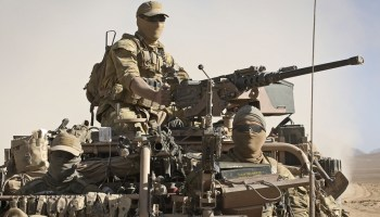 Special Operations Forces From Australia In Conflict With Each Other