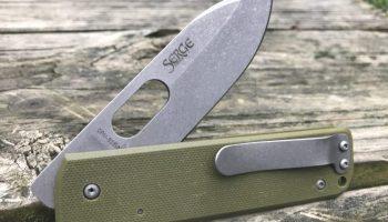 Boker Plus Lancer Knife | First impressions