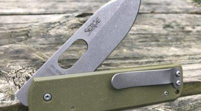Boker Plus Lancer Knife   First impressions