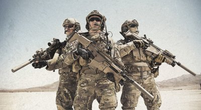 """Air Force Combat Controllers the """"Under the Radar"""" Special Operators"""