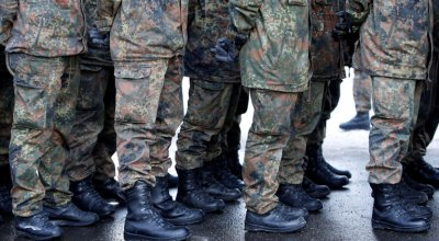 German Soldier posed as Syrian refugee to plan attack, officials say