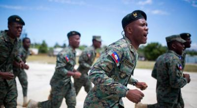 Haiti Wants to Revive Military Now that UN Mission Ends