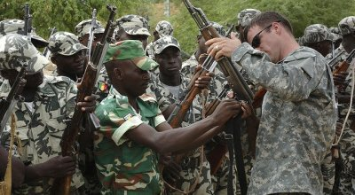 Capture of Kony no longer a priority for US Special Operations