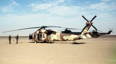 Saudi Blackhawk Helicopter Crashes in Yemen Killing 12 Soldiers