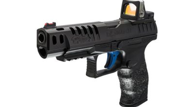 Walther Q5: Competition Ready at NRA Show 2017