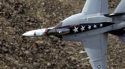 Watch: Fast Jets Flying Low! Star Wars Canyon Death Valley Jedi Transition