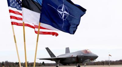 Trump Response to Putin? F-35s Visit Former Eastern Bloc Country Estonia