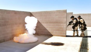 War Stories: Hands-on training with a flash bang and GOV