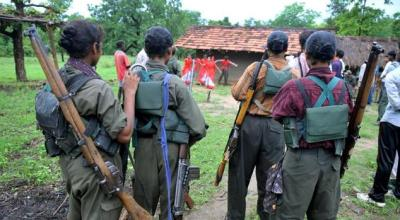 Maoist rebels ambush and kill 24 Indian policemen as communist insurgency continues