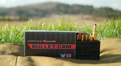 Watch: You won't believe this bullet-mounted camera!