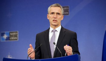 NATO leader says Germany must increase military spending