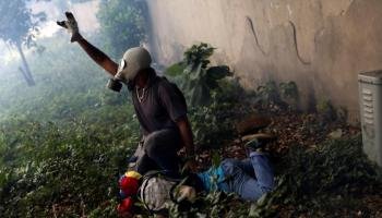 Three killed as protests against Venezuelan government continue