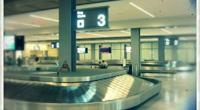 Situational Awareness   Airport baggage claim