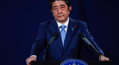 Shinzo Abe sets sights on 2020 amendment to Japanese constitution to recognize military