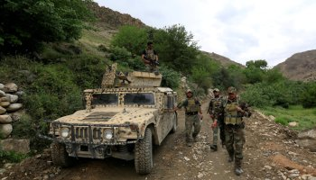 United States focusing on the wrong enemy in Afghanistan?