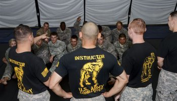 So you want to learn Combatives?