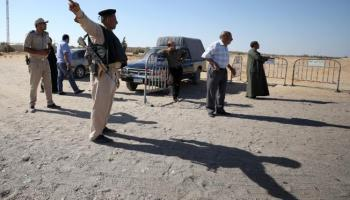 Egypt launches air raids on Libya after Christians killed