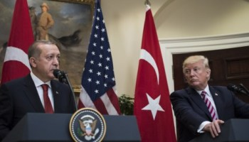 After Erdogan meets Trump, Turkey calls for ouster of American envoy to anti-ISIS coalition