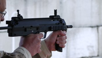 The Heckler & Koch MP7: A Stinger for the good guys