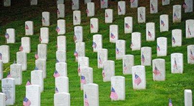 Final Thoughts, Memorial Day, Thank the Fallen Warriors, Not the Veterans
