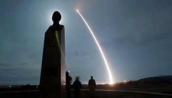 US plans first test intercept of ICBM for Tuesday