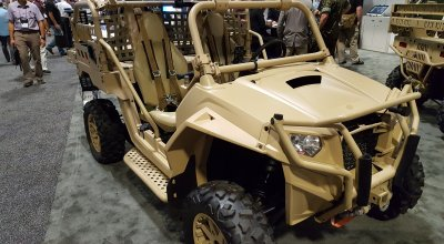 SOFIC: Robots, rappelling, rifles, and Special Ops gadgetry