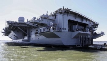 USS Abraham Lincoln CVN 72 ready to rejoin the fleet after mid-life overhaul