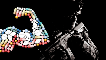 Performance enhancing drugs (PEDs) are banned from baseball, not warfare: SOCOM is soliciting for 'human performance' drugs