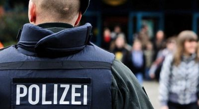 German police detain Syrian teen suspected of planning a terrorist attack
