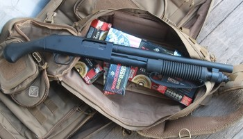 Mossberg 590 Shockwave: Tactical-Life's 'Gun of the Month' For May 2017