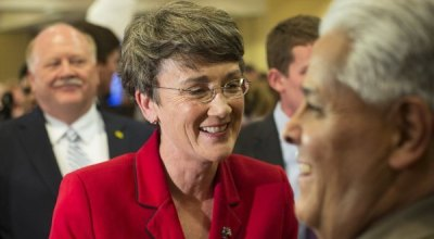 Senate approves Trump's Pick Heather Wilson to be new Air Force Secretary